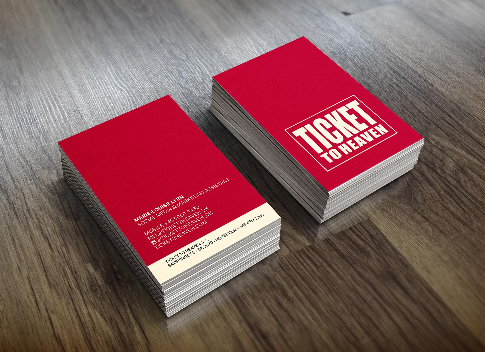 Lilja bjrk business cards for ticket to heaven business cards for ticket to heaven colourmoves