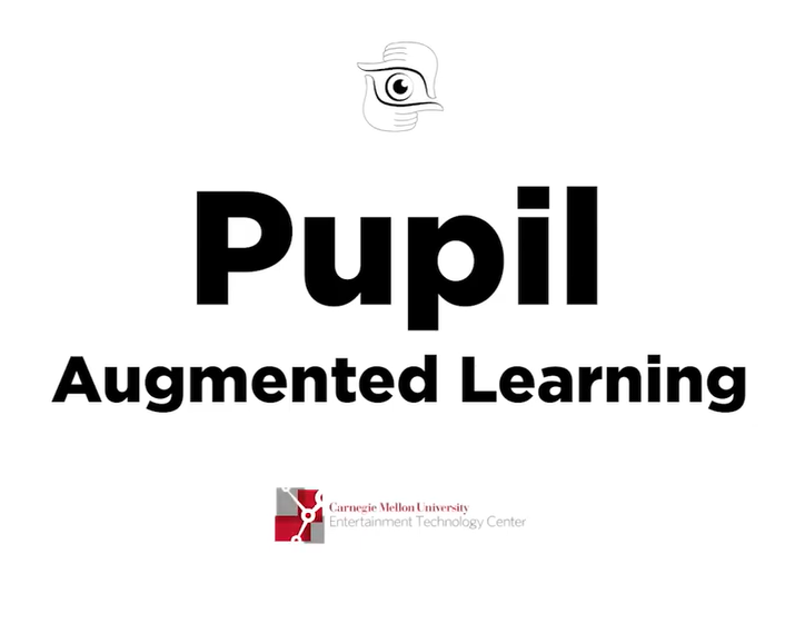 Ricardo Tucker - Pupil: Augmented Learning
