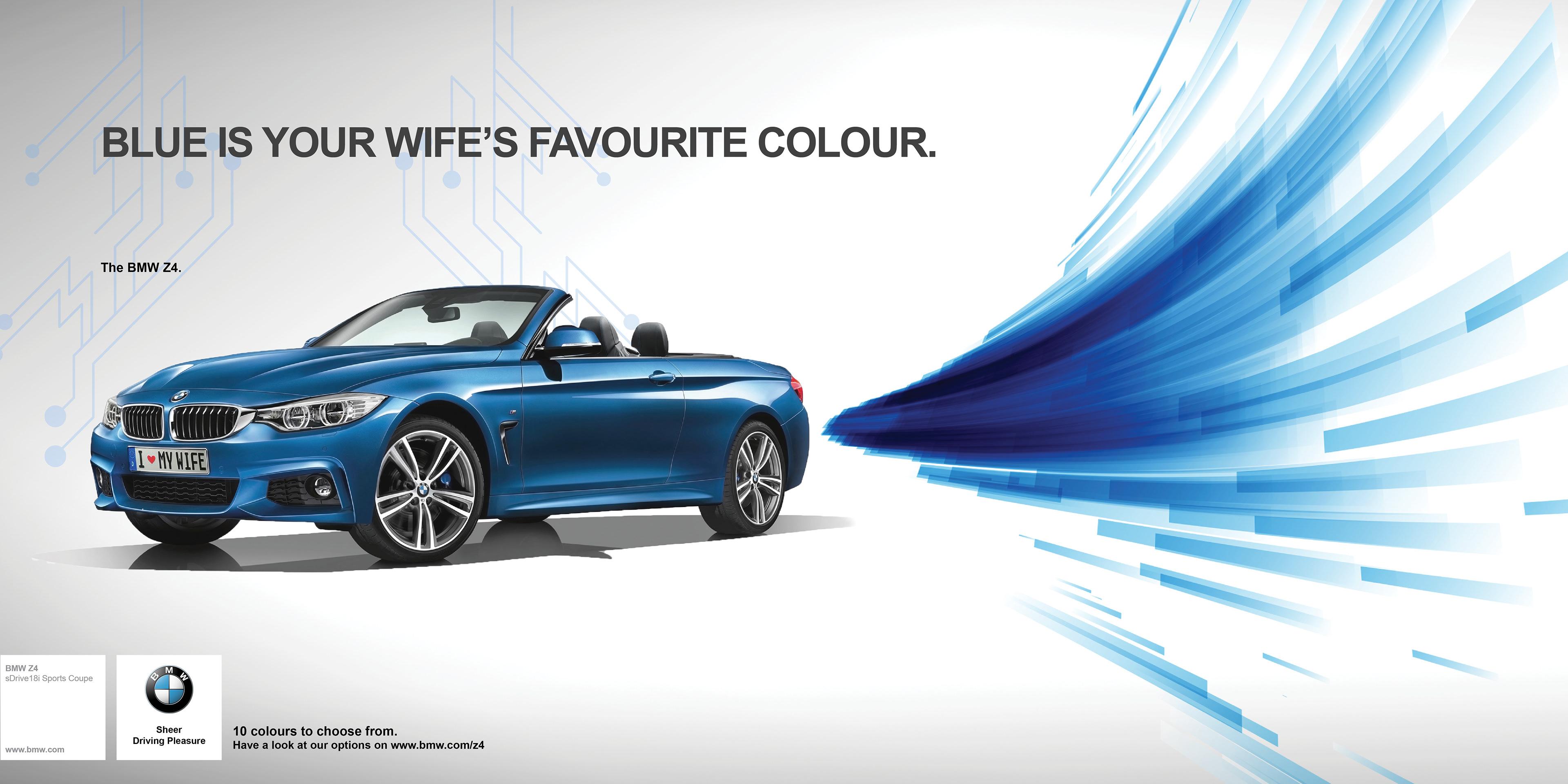 Blue Car  S