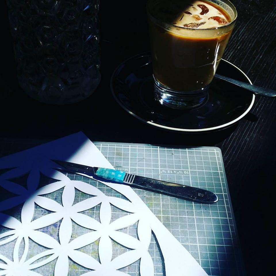 Paper Pearl - Sacred Geometry: Peace of Paper Series