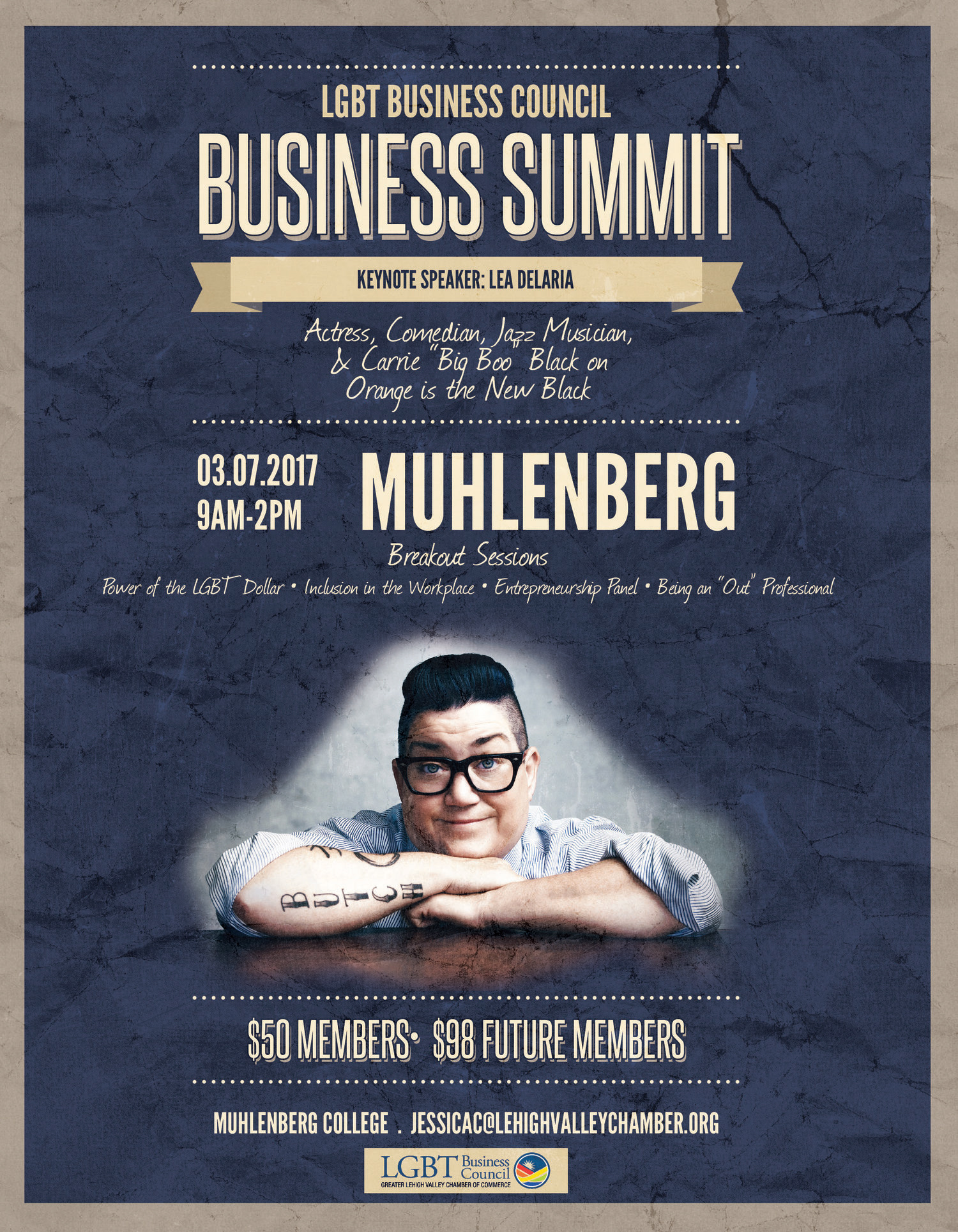 Matthew Kramer-LaPadula - Business Summit Poster