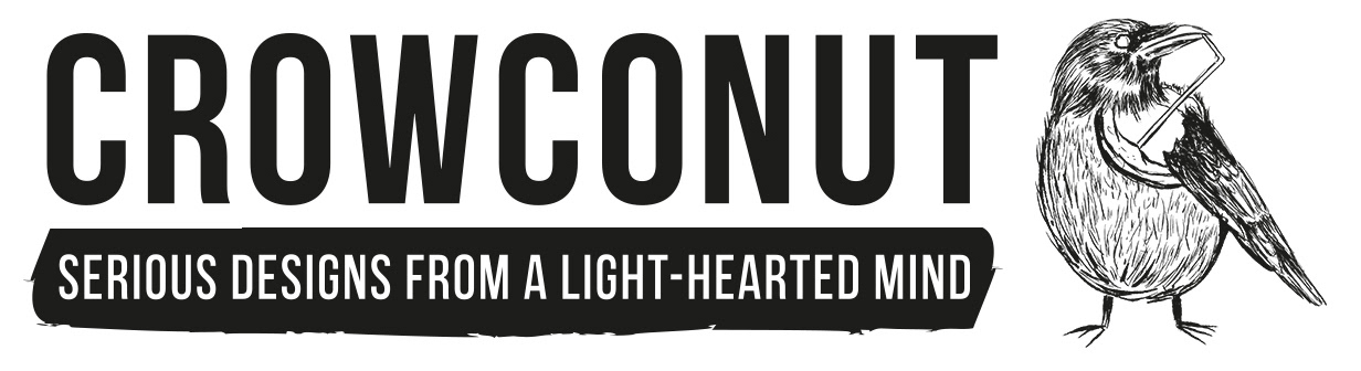 Crowconut - Serious Designs from a Light-Hearted Mind