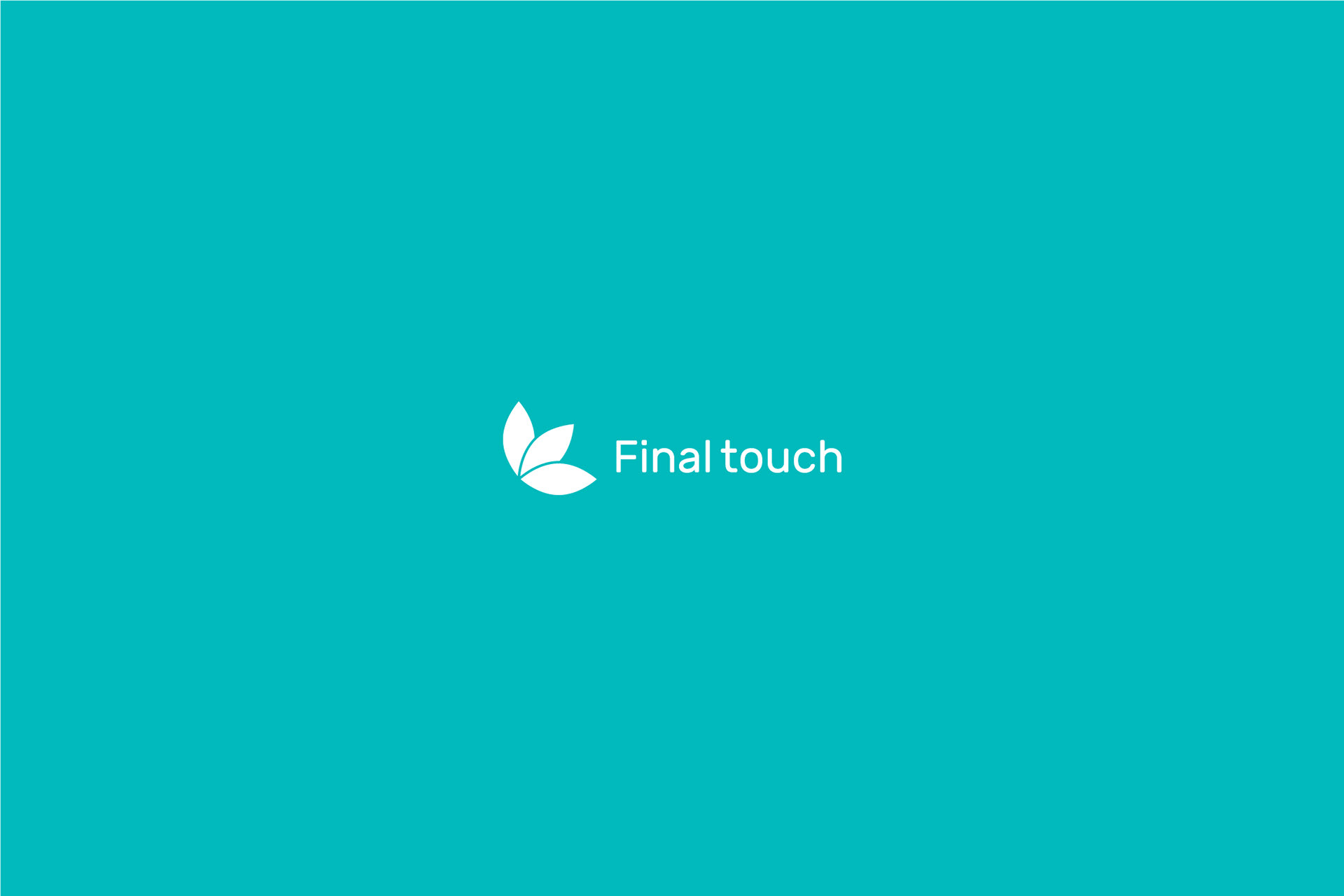 Ahmed Qurany - Final Touch