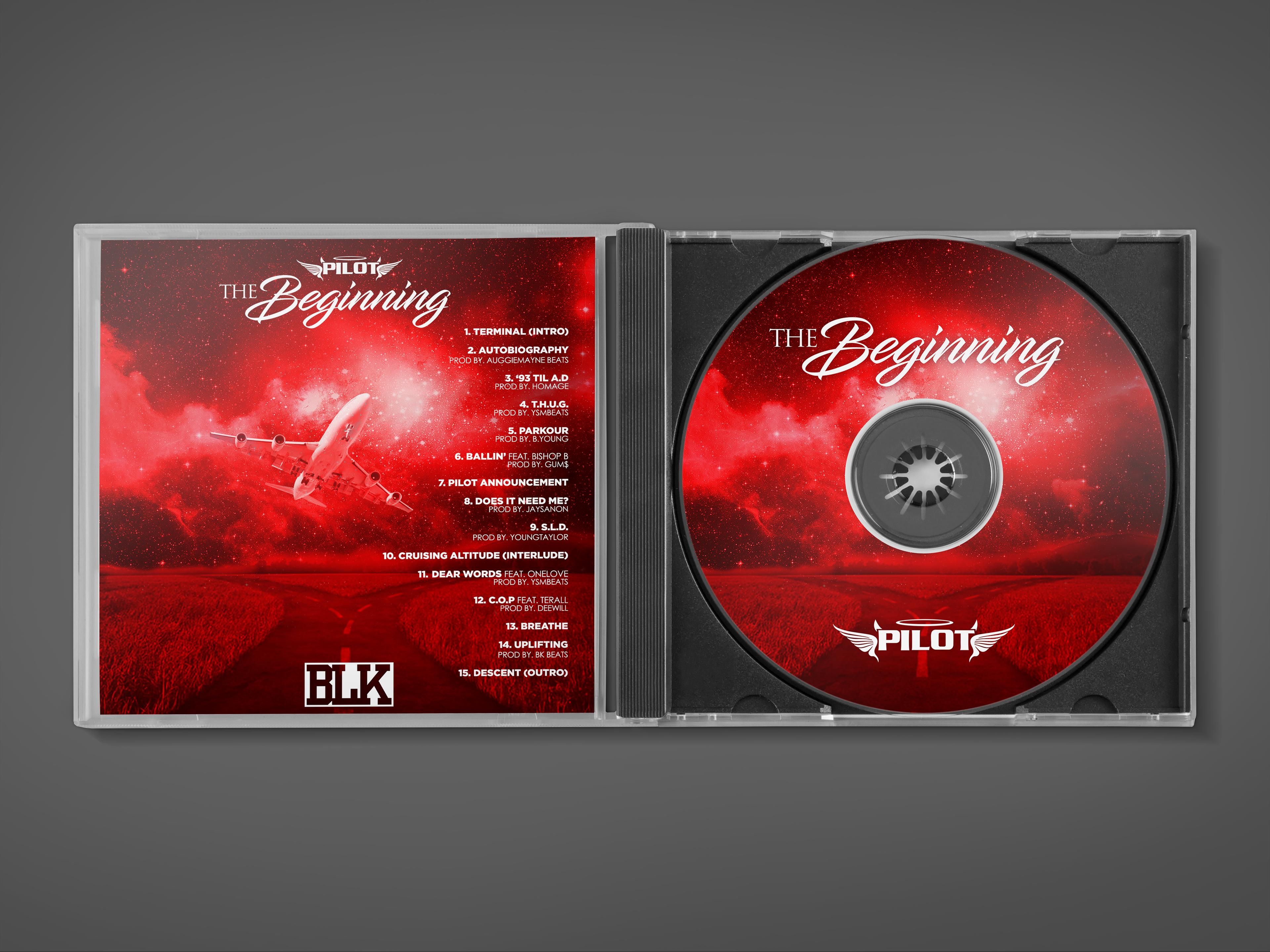 Kayla Harding | Graphic Designer - Album Covers