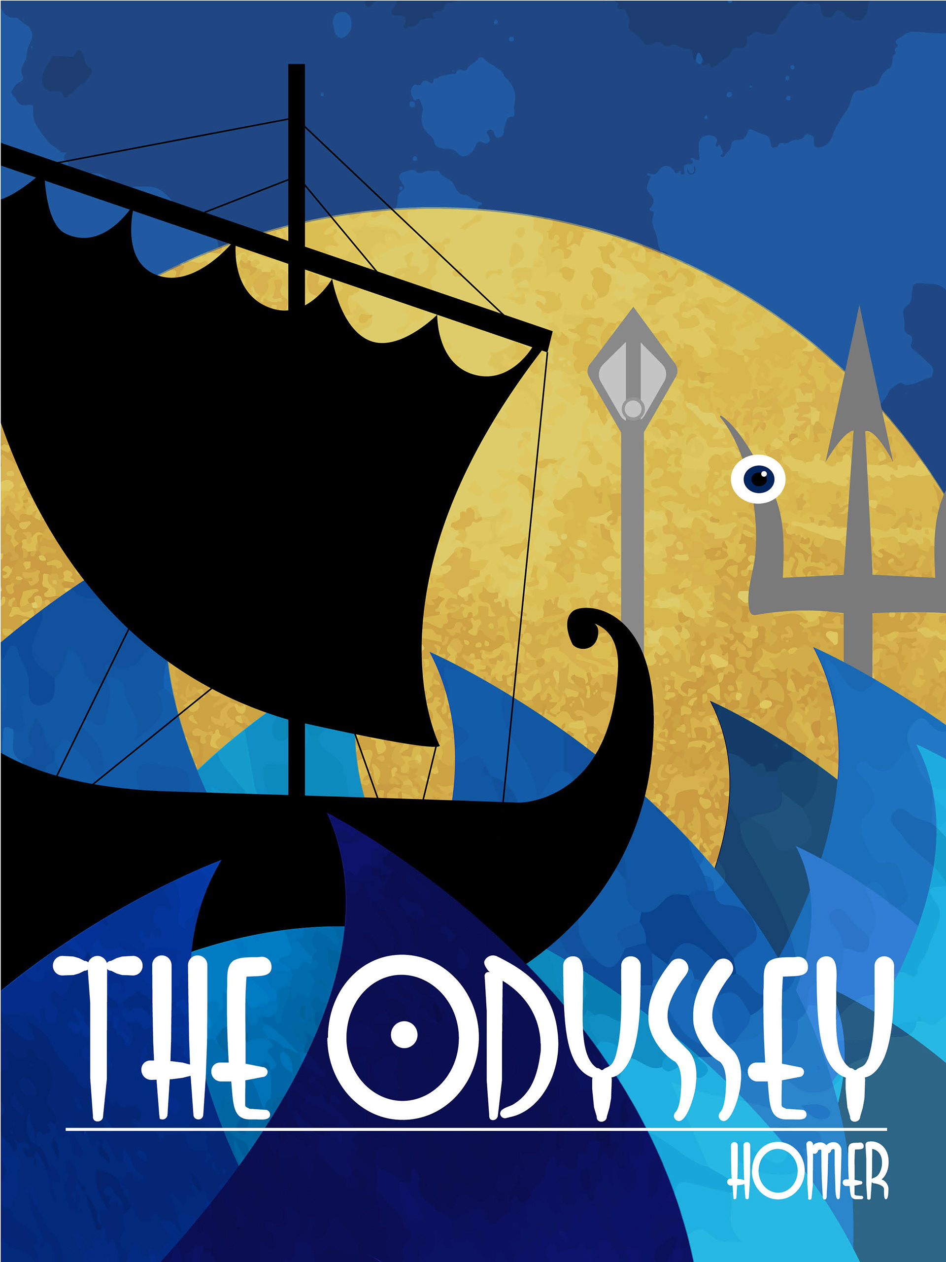 Image result for the odyssey book cover