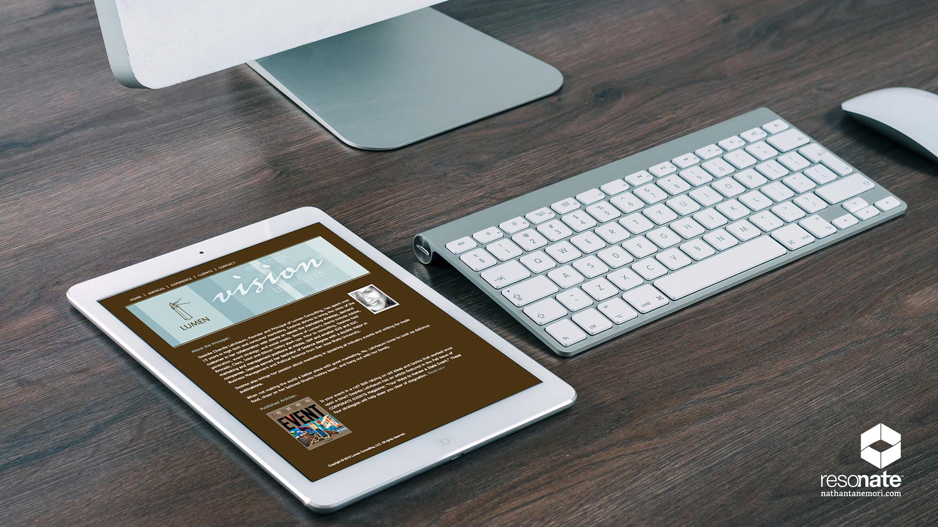 RESONATE | nathantanemori.com – inspired and intelligent design ...