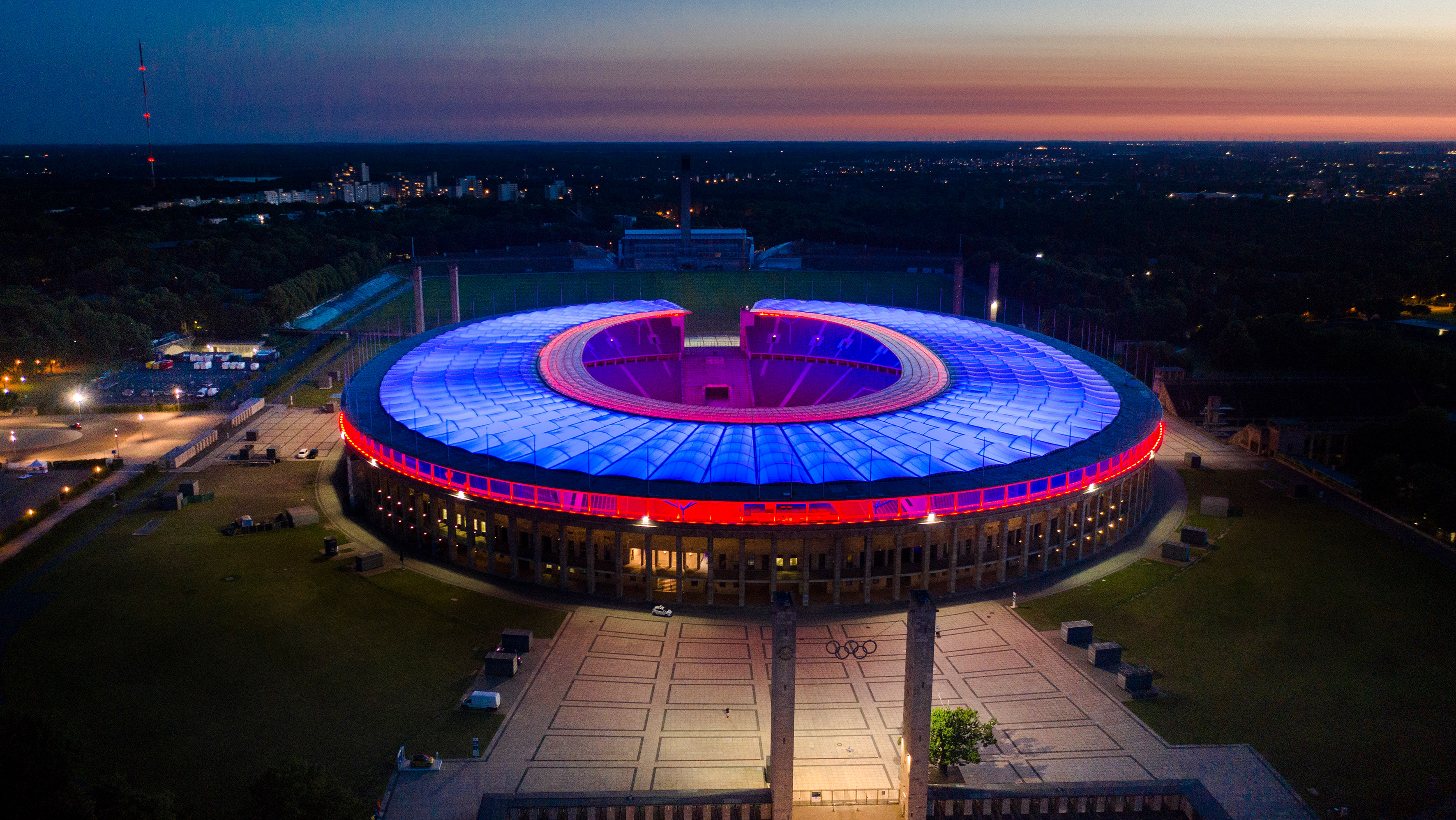 Fotos Olympiastadion Berlin