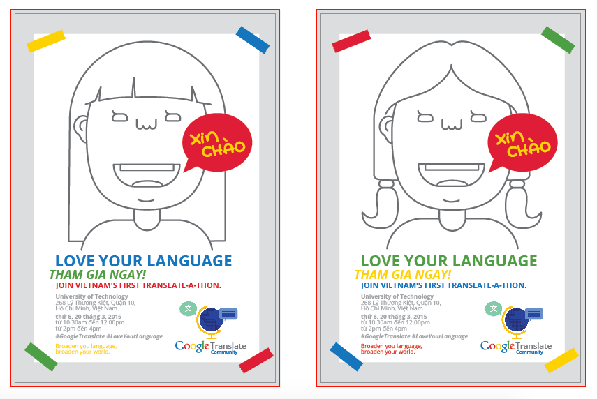 Daniela Varela - Google Translate - Love Your Language
