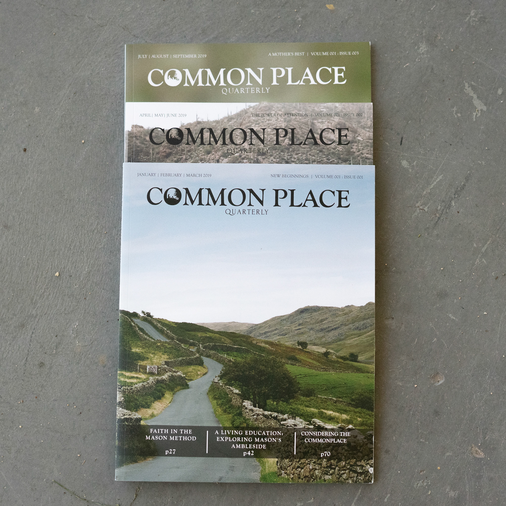 Image result for commonplace quarterly