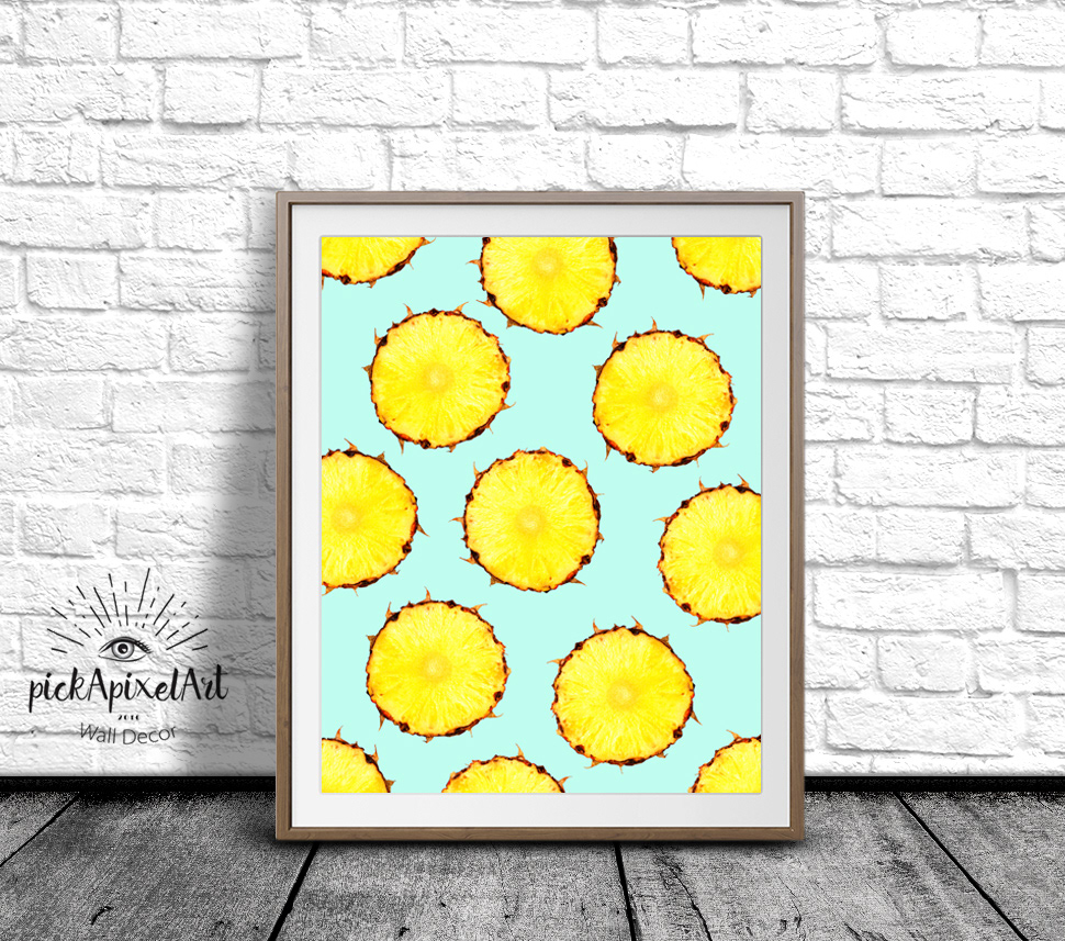 Michal Eshkol - Fruits Patterns