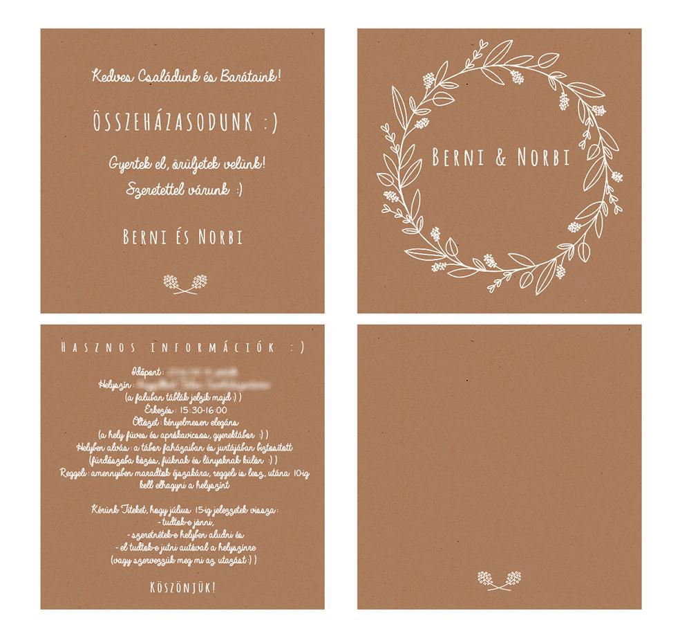 viktoria rodek wedding invitations