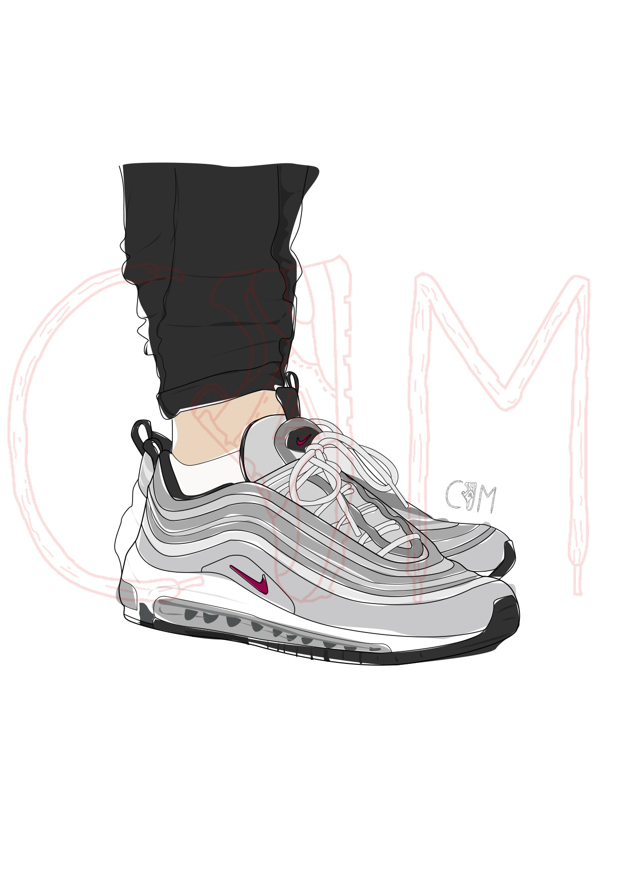 huge discount 70f9d e02fd Nike Air Max 97 ...
