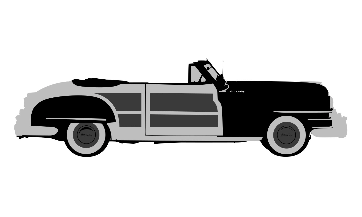 Stephanie Cervi 12 Days Of Classic 1949 Chrysler Town Country And