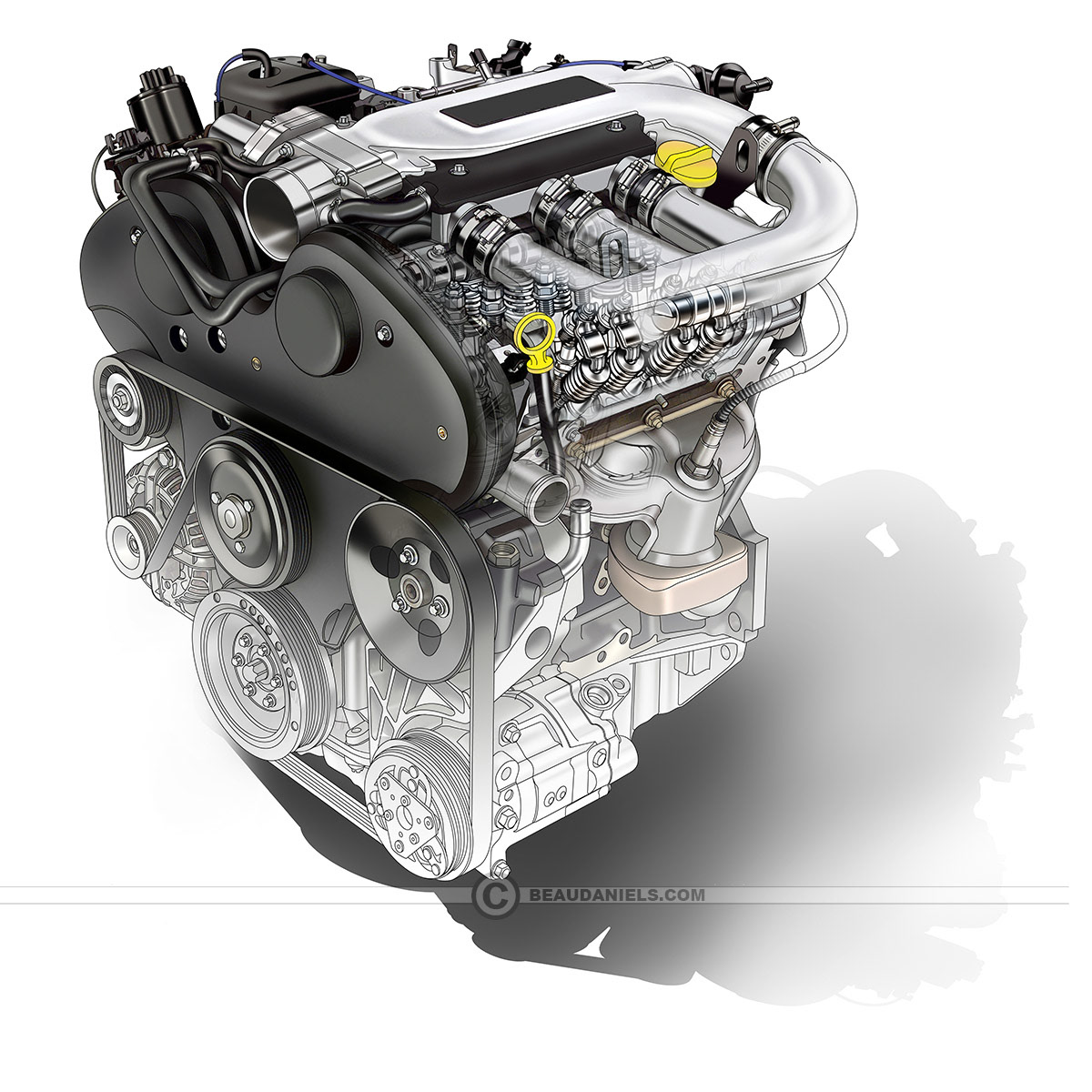 gm 3.0 industrial engine service manual