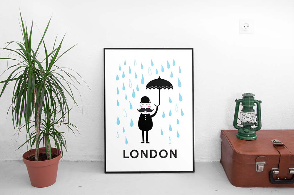 Nicole Thompson Design Illustration Portfolio London Paris