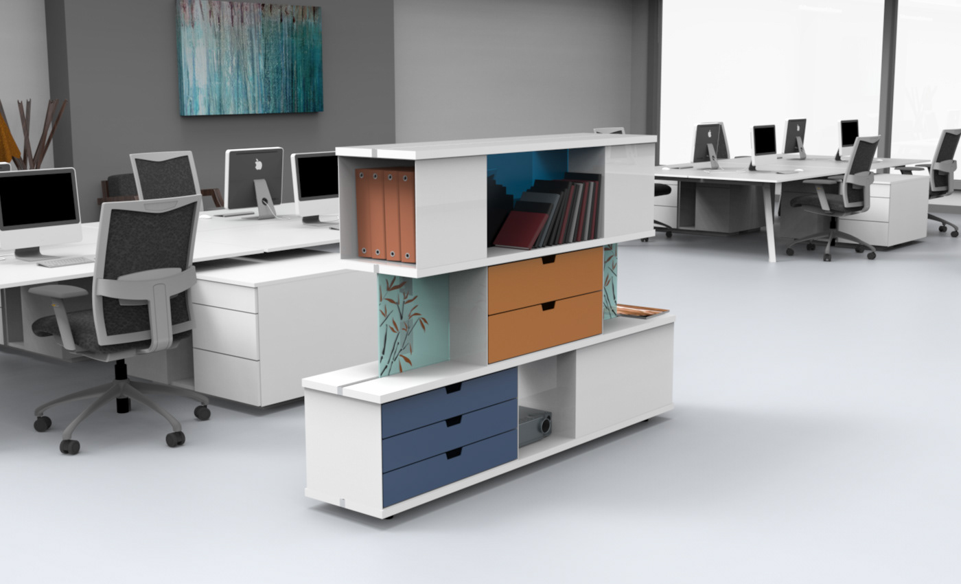 office configurations. With A Connector Surface, Modules Can Be Fitted Together Or Moved Apart, Combined In Different Configurations. Office Configurations